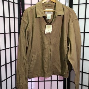 Faded Glory Drivers Jacket Size L